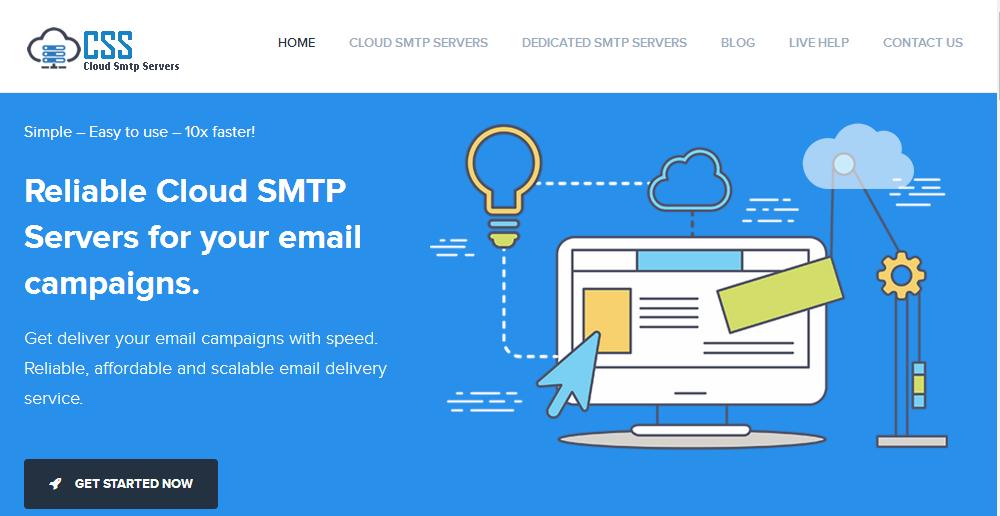 cloud-smtp-servers