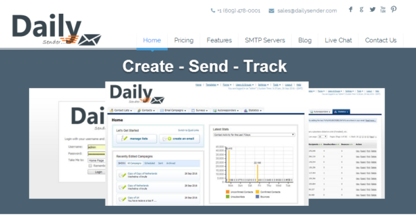 Top 7 Cheap SMTP Server Providers for Email Marketing - SMTP