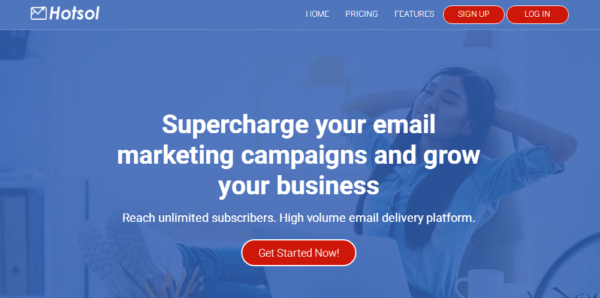 hotsol email marketing