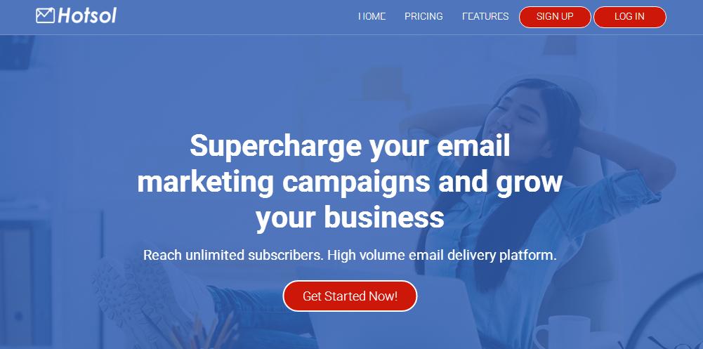 hotsol email marketing