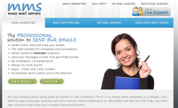 mass-mail-servers